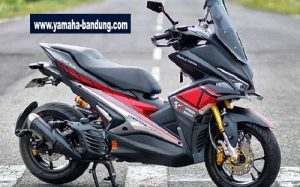 Modifikasi-Yamaha-Aerox-Touring